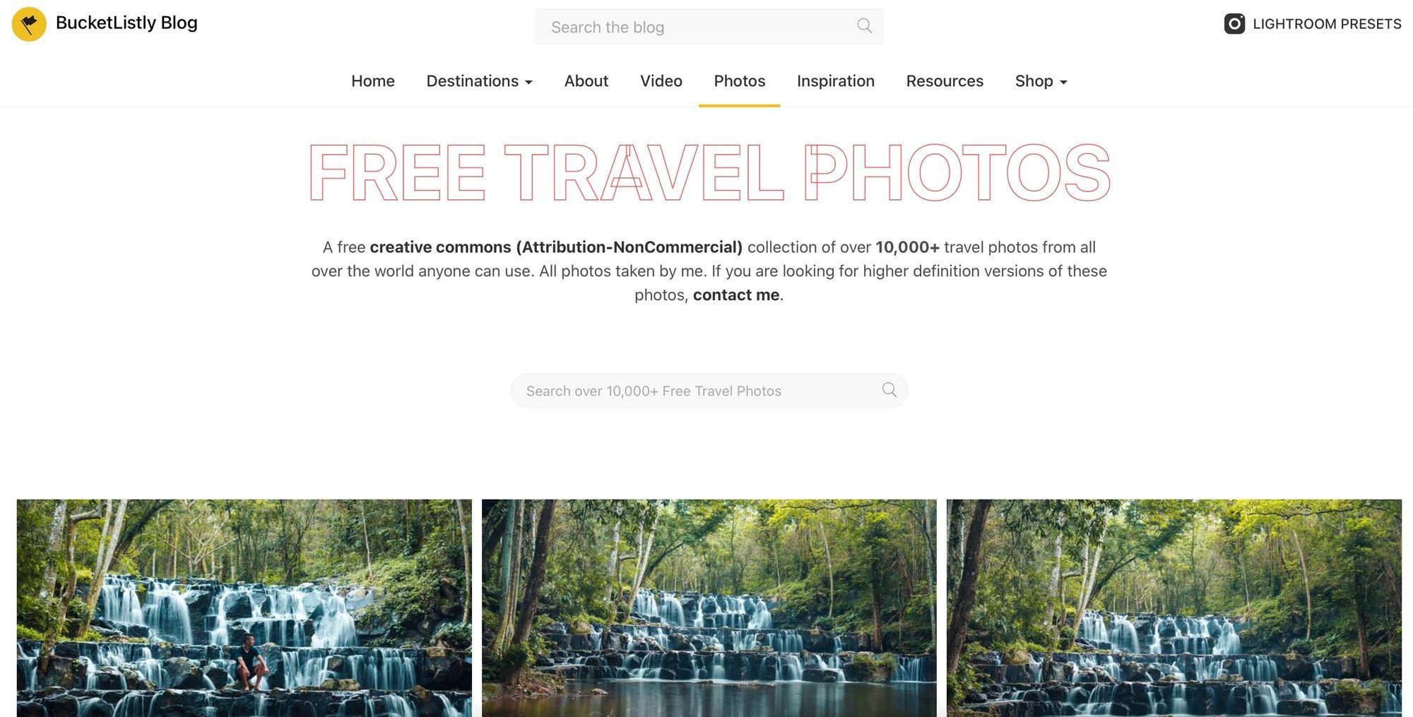 Качайте бесплатные фотографии без регистрации